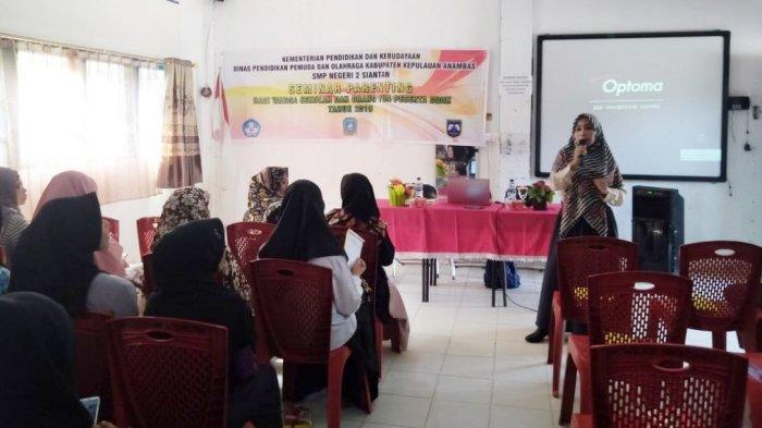 KISAH Erdawati, Ungkap Pengalaman Hadapi Korban KDRT hingga Pelaku Pembunuhan