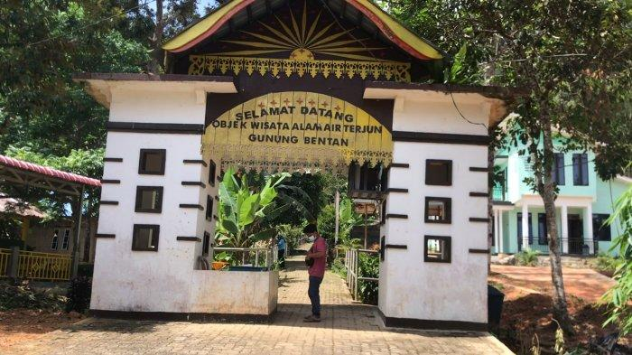 LAMA Tutup Akibat Covid-19, Begini Kondisi Terbaru Air Terjun Gunung Bintan