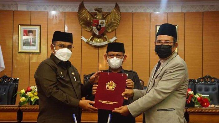 Dua Fraksi DPRD Karimun Tolak Pengesahan APBD Perubahan 2021, Ini Alasannya