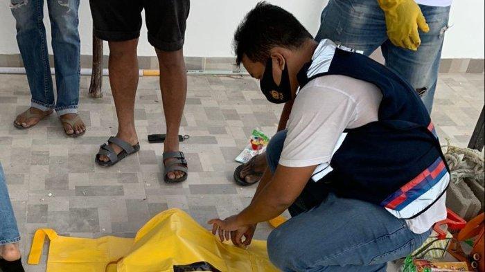 SEORANG Pria Ditemukan Tewas Tergantung di Sebuah Rumah di Tanjung Uban Bintan