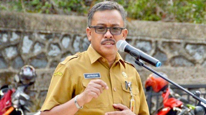Gantikan Jefridin Hamid, Kini Yusfa Hendri Jabat Plh Sekretaris Daerah Kota Batam