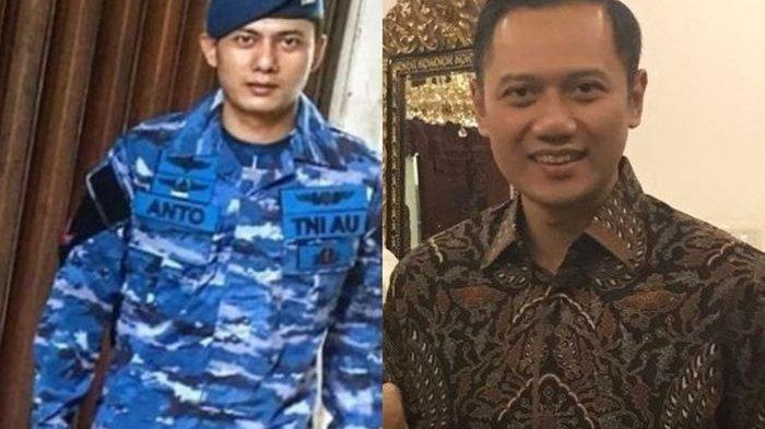 Foto-foto Agil Danarto alias Anto Cepi, Anggota TNI AU Mirip AHY Putra SBY, Viral di Medsos