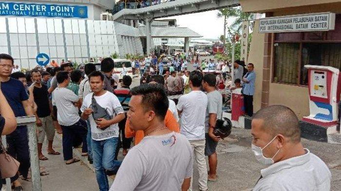 Anggota Dewan Kritisi Red Zone Taksi Online di Batam, Ini Dasarnya