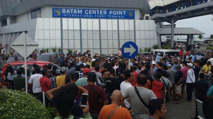 Tiap Minggu Taksi Online vs Konvensional Batam Ribut, 47 Red Zone Harus Dibuat SK Resmi