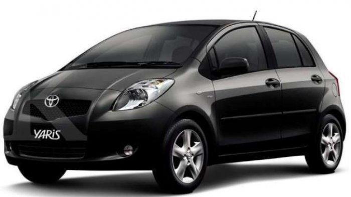 Kian Murah, Segini Harga Mobil Bekas Toyota Yaris Generasi Kedua