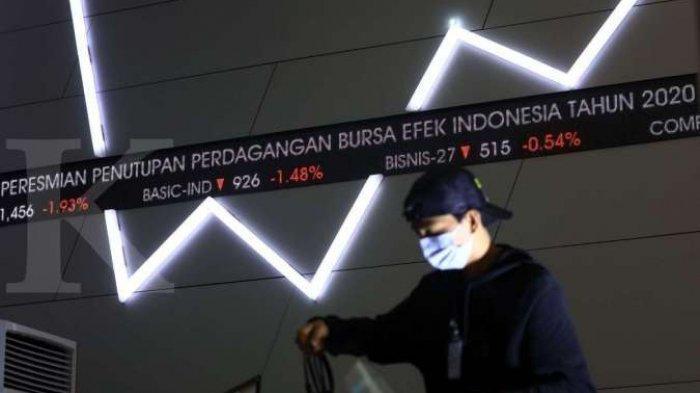 ILUSTRAS bursa efek indonesia