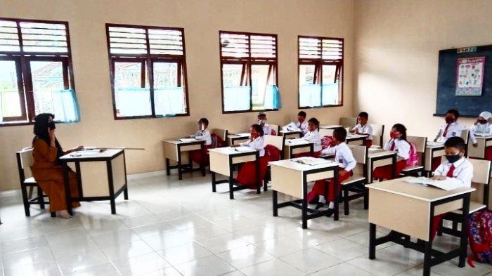Belajar Tatap Muka di Kecamatan Singkep Dihentikan, Imbas Covid-19 di Lingga