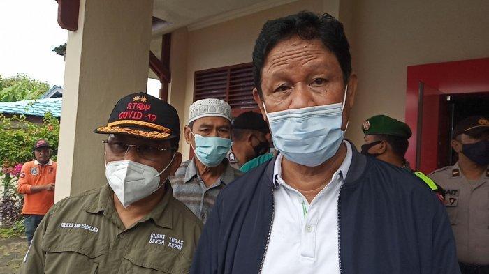 Jabatan Gubernur Kepri segera Berakhir, Isdianto Tak Hadiri Rapat Paripurna, Anggota Dewan Kecewa