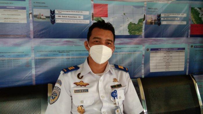 Arus Balik di Pelabuhan Tanjungpinang Setelah Natal dan Tahun Baru Capai 5843 Penumpang