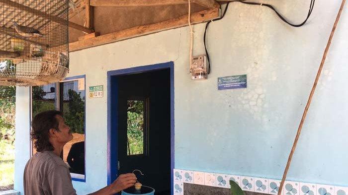 9 Bulan Meteran Dipasang, Widodo Bingung Tak Kunjung Dapat Aliran Listrik