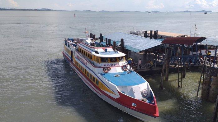 Jadwal Kapal Ferry di Pelabuhan Domestik Karimun, Selasa 30 Maret 2021