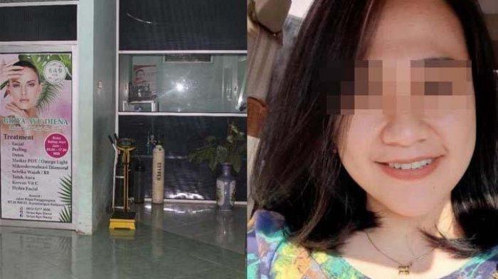 Perawat Cantik Eva Sofiana Wijayanti Dibakar saat Istirahat di Klinik