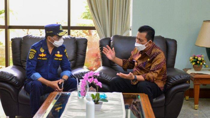 Menhub Budi Karya Beri Kesempatan BUMD di Kepri Gandeng Swasta Garap Pelabuhan Malarko