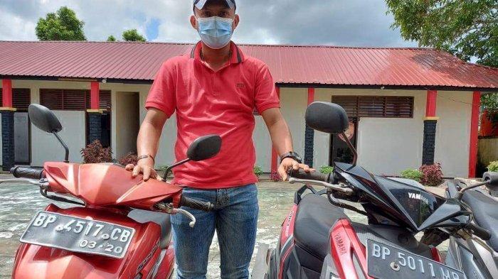 Gegara Salah Bawa Motor Pulang Belanja, Warga Tanjunguban Bintan Nyaris Dibui, Polisi: Tertukar