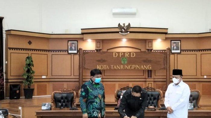 Pemilihan Wakil Wali Kota Tanjungpinang Digelar 10 Mei 2021, Ini Jadwal Tahapannya