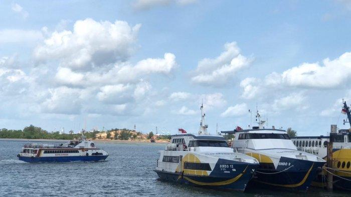 JADWAL Kapal Ferry di Pelabuhan Domestik Sekupang Batam, Selasa 15 Juni 2021