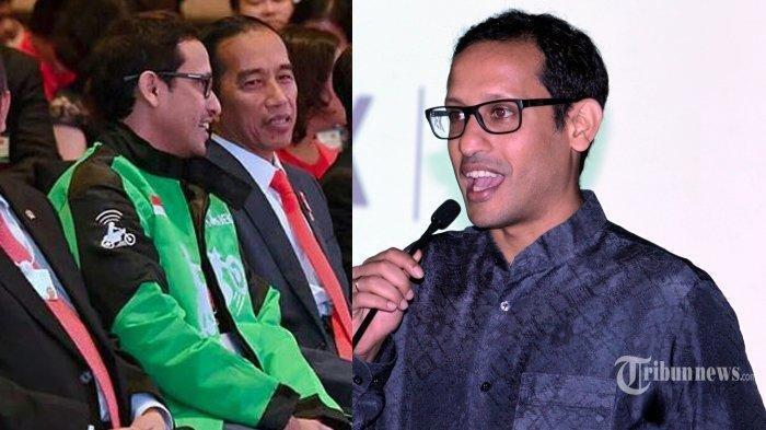 Disebut-sebut Calon Menteri Baru Jokowi, Ini 5 Fakta Nadiem Makarim, CEO Go-Jek
