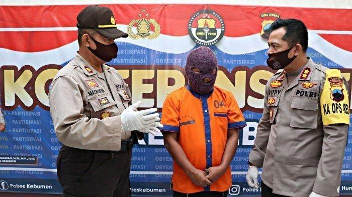 Ketua RT di Brebes Kepergok Mencuri Kambing Oleh Polisi, Sewa Mobil Hingga Sembunyi di Semak-semak