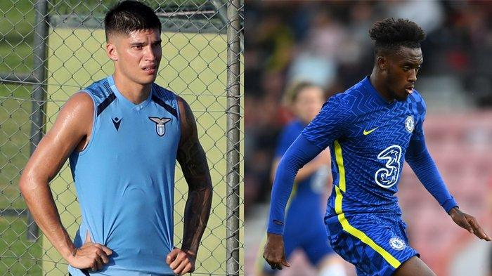 Transfer Lazio - Joaquin Correa Ingin Pindah ke Inter, Lazio Incar Callum Hudson-Odoi dari Chelsea