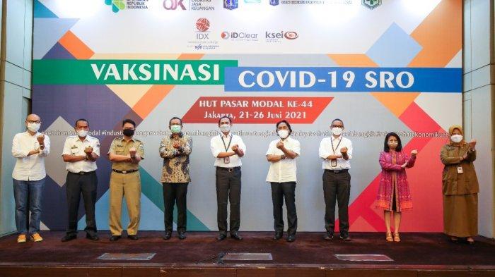 SRO Gelar Aksi Sosial Tanggulangi Covid-19, Ajak Investor Pasar Modal Berinvestasi &Tolong; Sesama