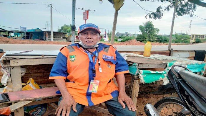 Kisah Halim Si Juru Parkir di Pasar Ikan Jembatan Golden Prawn Batam