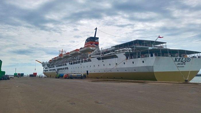 Kapal Pelni KM Kelud Kembali Berlayar Dari dan ke Batam Mulai Hari Ini