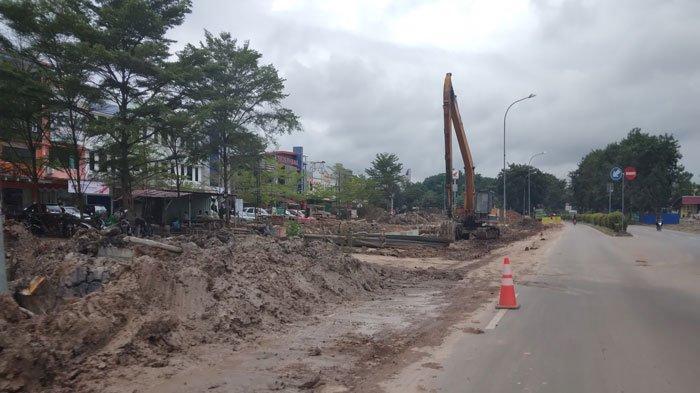Lampu di Jalan Pahlawan Padam, Dinas Bina Marga Batam segera Cek ke Lokasi