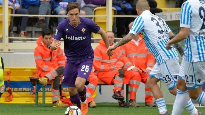 Sempat Ragu Datangkan Federico Chiesa, AC Milan Kini Putuskan Kejar Sang Bintang Florentina
