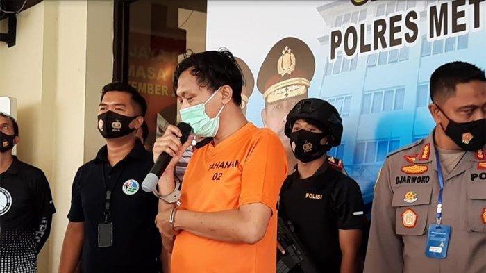 Alasan Jaka Hidayat Mantar Drummer BIP Kembali Pakai Sabu: Kangen-kangenan