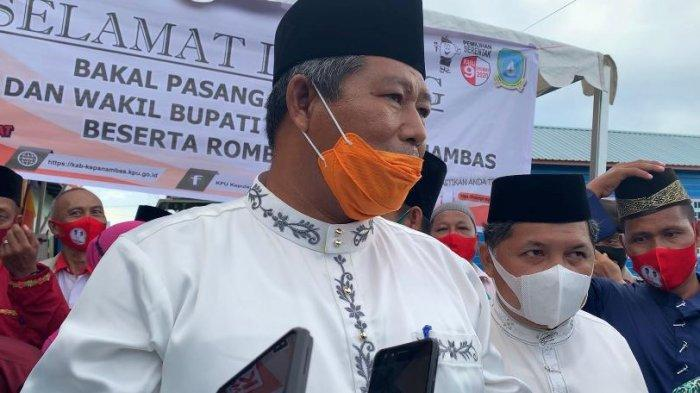 Besok Bupati Anambas Abdul Haris dan Wakil Wan Zuhendra Gelar Tepuk Tepung Tawar