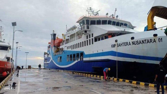 Jadwal Kapal KMP Bahtera Nusantara 01 Oktober 2021, Layani Rute Anambas Natuna Bintan