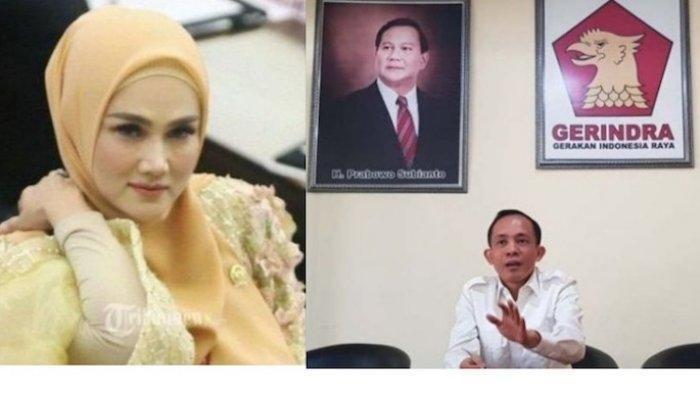 Baru 2 Hari Dilantik di DPR RI, Jabatan Mulan Jameela Terancam, Mantan Caleg Gerindra Menggugat