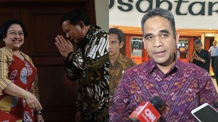 Prabowo Hubungi Megawati, Ahmad Muzani Ungkap Pengakuan Soal Manuver Gerindra, Diminta Mundur?