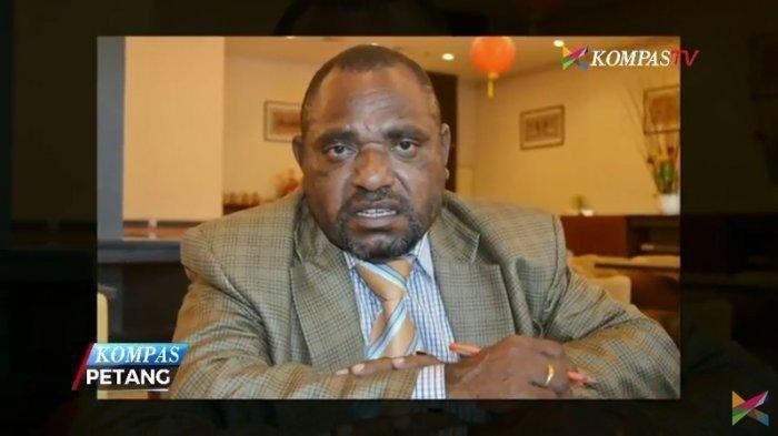 Mengungkap SOSOK Jimmy Demianus Ijie, Anggota DPR RI yang Menangis Saat Interupsi soal Papua
