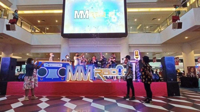 Mega Mall Batam Centre Hadirkan MM Radio Guna Pulihkan Tingkat Kunjungan di Tengah Pandemi