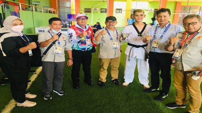 Kepri Dapat Medali Kedua di PON Papua, Disumbang Jason Sumarli dari Cabor Taekwondo