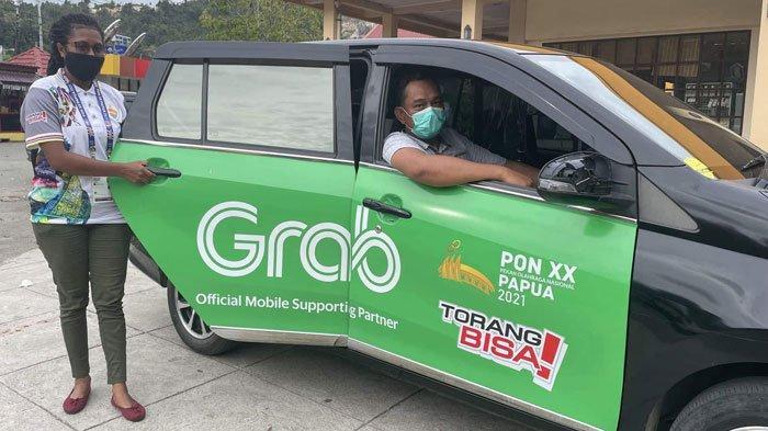 Grab Jadi Mitra Resmi Transportasi di PON XX Papua, Ini Layanan yang Diberikan
