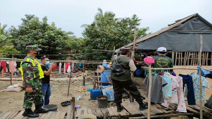Kejar Target, Tim Vaksinasi Bintan Pesisir Keliling Pulau Ajak Warga Vaksin