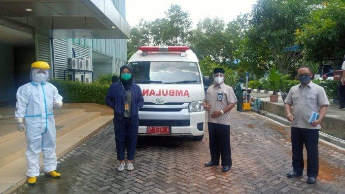 Kepala Bapelkes Kemenkes RI Batam, Asep Zaenal Mustofa, SKM MEpid mengatakan, pasien covid-19 yang menjalani karantina di Bapelkes, kondisinya semua baik