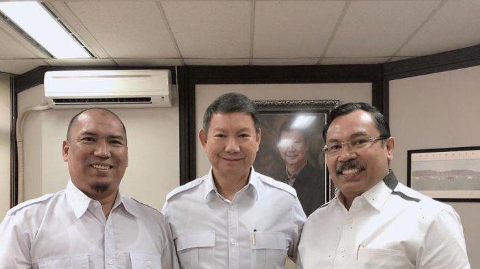 Adik Prabowo Dorong Kader Gerindra Maju Pilkada Batam dan Pilkada Kepri, Peluang Ansar Ahmad?