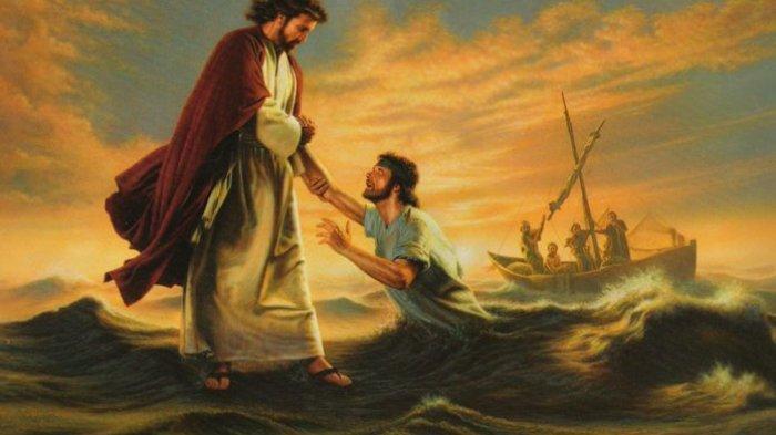 DOA, Bacaan dan Renungan Harian Katolik Kamis, 8 April 2021: 'Yesus Takkan Tinggalkan Kamu'