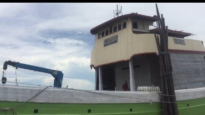 Sempat Ditangkap BC Batam, Kapal KLM Masyu Saputra Boleh Jalan Lagi, Tapi Balpress Disita