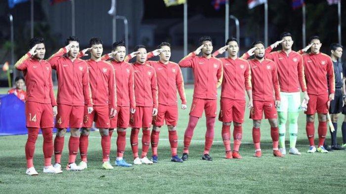 Susunan Pemain Timnas U-23 Indonesia vs Vietnam SEA Games 2019, Duet Maut Osvaldo-Egy Maulana