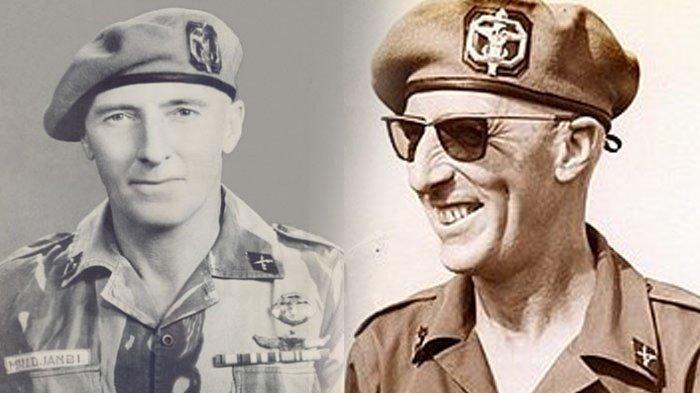 Komandan Pertama Kopassus Ternyata Idjon Djanbi, Bule Belanda, Pilih Jadi WNI Hingga Akhir Hayat