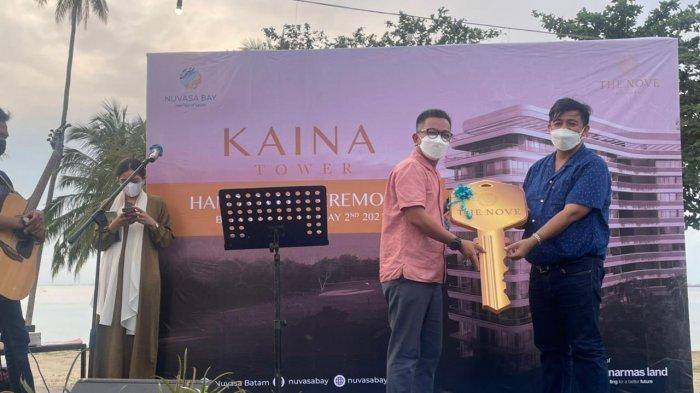 Nuvasa Bay Batam Serah Terima Unit Apartemen Tower Kaina keKonsumen