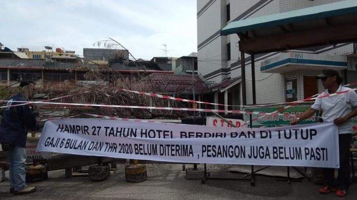 81 Karyawan Hotel Nagoya Plaza Belum Diberi Pesangon, PHRI Minta Disnaker Batam Bertindak