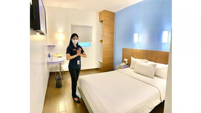 Promo Hotel Amaris Nagoya Hill Batam, Menginap di Smart Room Cukup Rp 360 Ribu Per Malam
