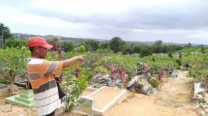 Lahan Makam di Batam Menipis, Penggali Kubur di TPU Sambau: Sehari Bisa Tujuh Jenazah