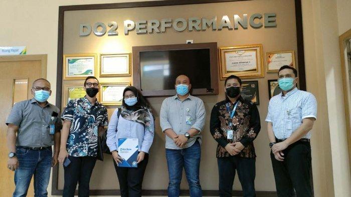 Kunjungan Tribun Batam ke BPJS Ketenagakerjaan, Hubungan Terjalin Bagus