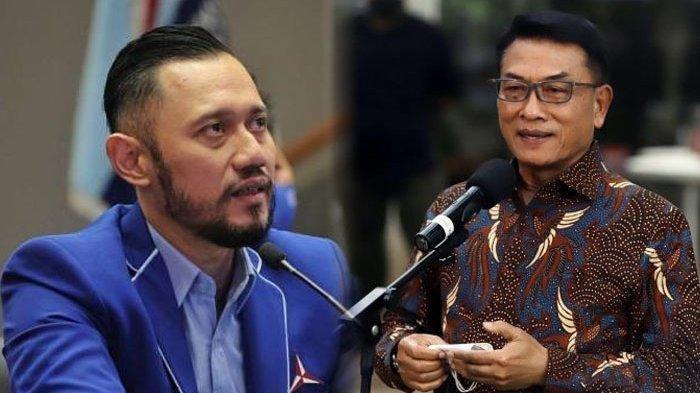 Moeldoko Jadi Ketua Partai Demokrat, Kader Demokrat Bisa Jadi Menteri Jokowi